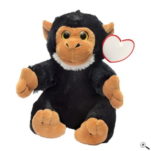 Propagační plyšová opice