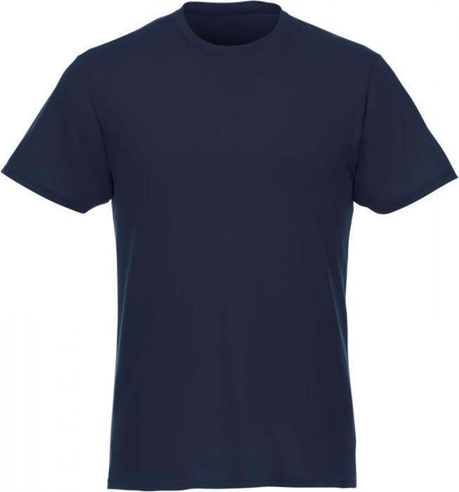 Dámské a pánské tričko s krátkým rukávem z recyklovaného materiálu