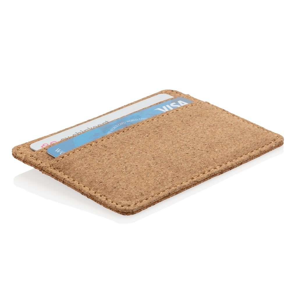 ECO tenká peněženka s korkovou bezpečností
