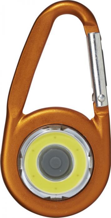 Karabina s COB LED světlem