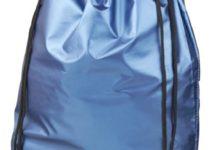 Lesklý batoh se stahovací šňůrkou