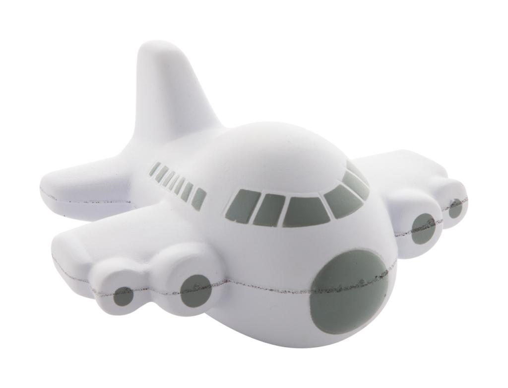 Antistres ve tvaru letadla