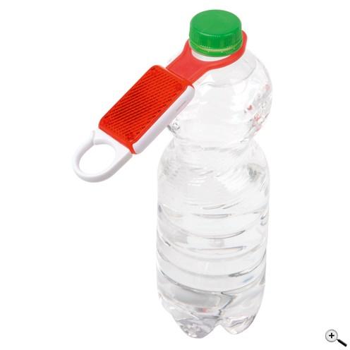 Reflektor s držákem na láhve