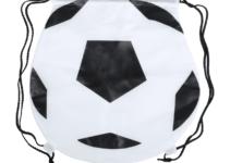 Vak na stažení šňůrkou ve tvaru míče