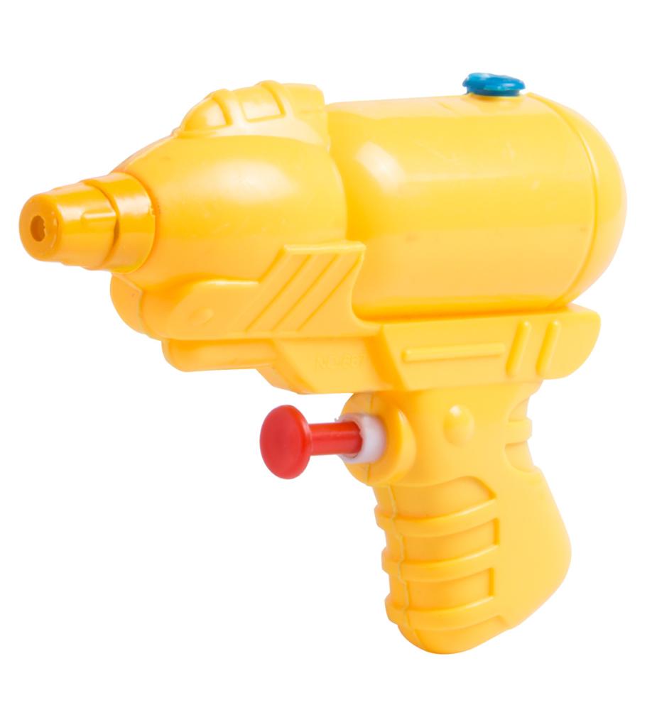 Plastová vodní pistolka