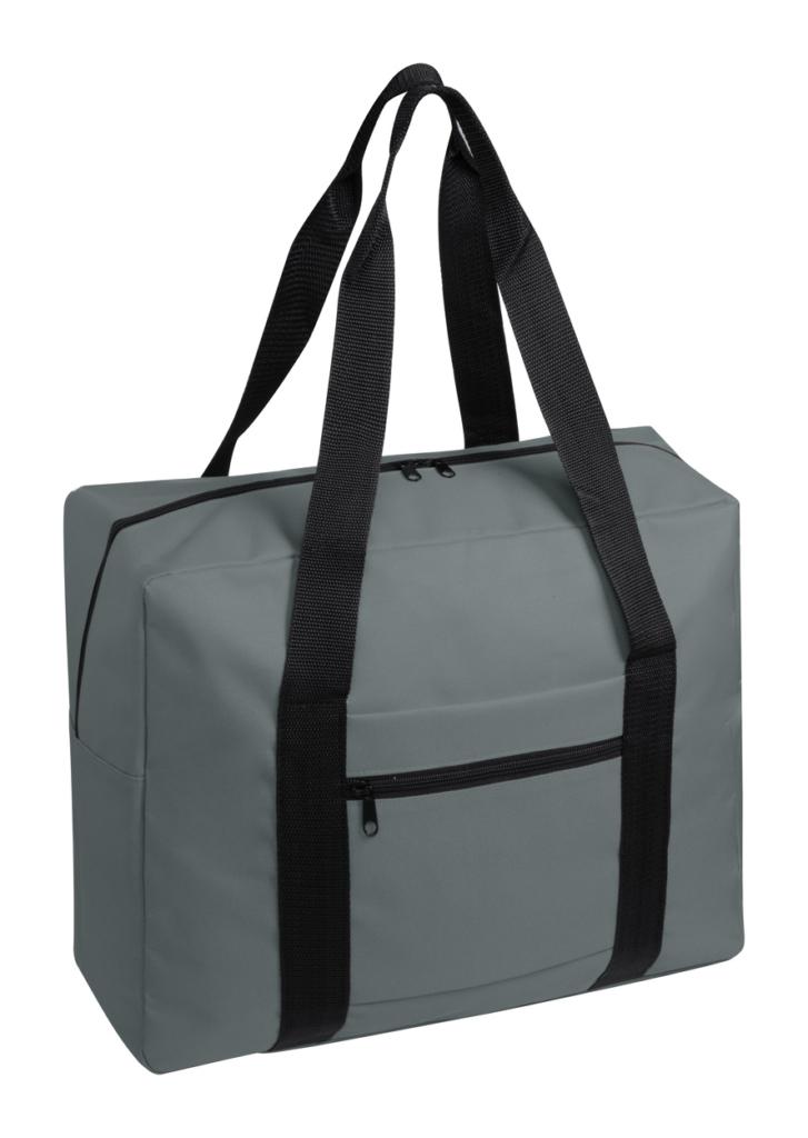 Taška přes rameno s popruhem na kufr