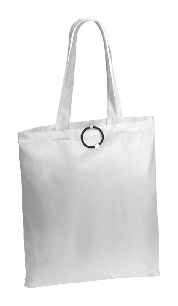 Skládací nákupní taška s gumičkou