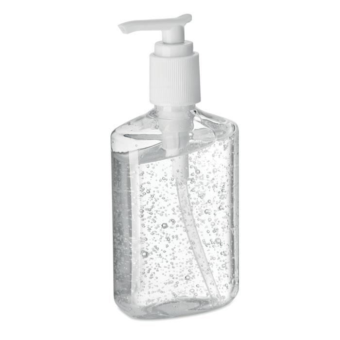 Čisticí gel na ruce s pumpičkou