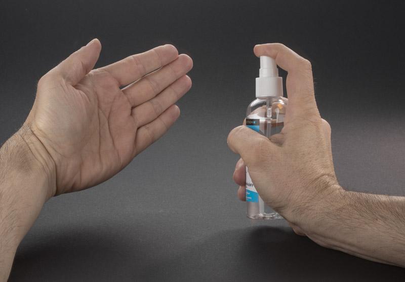 Ruční dezinfekční sprej 100 ml