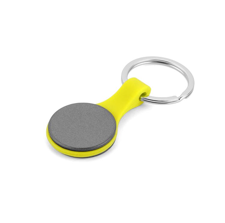 Přívěšek na klíče s dvěma povrchy