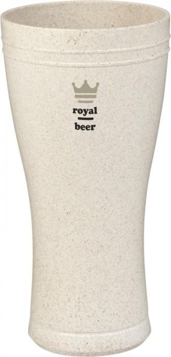 Pivní sklenice z pšeničné slámy