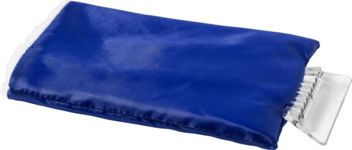 Škrabka na led s polyesterovou rukavicí