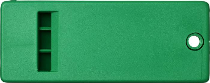 Plochá barevná píšťalka