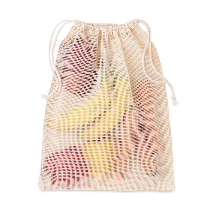 Znovupoužitelný stahovací sáček na jídlo