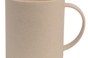 Hrnek na kávu z obnovitelných zdrojů