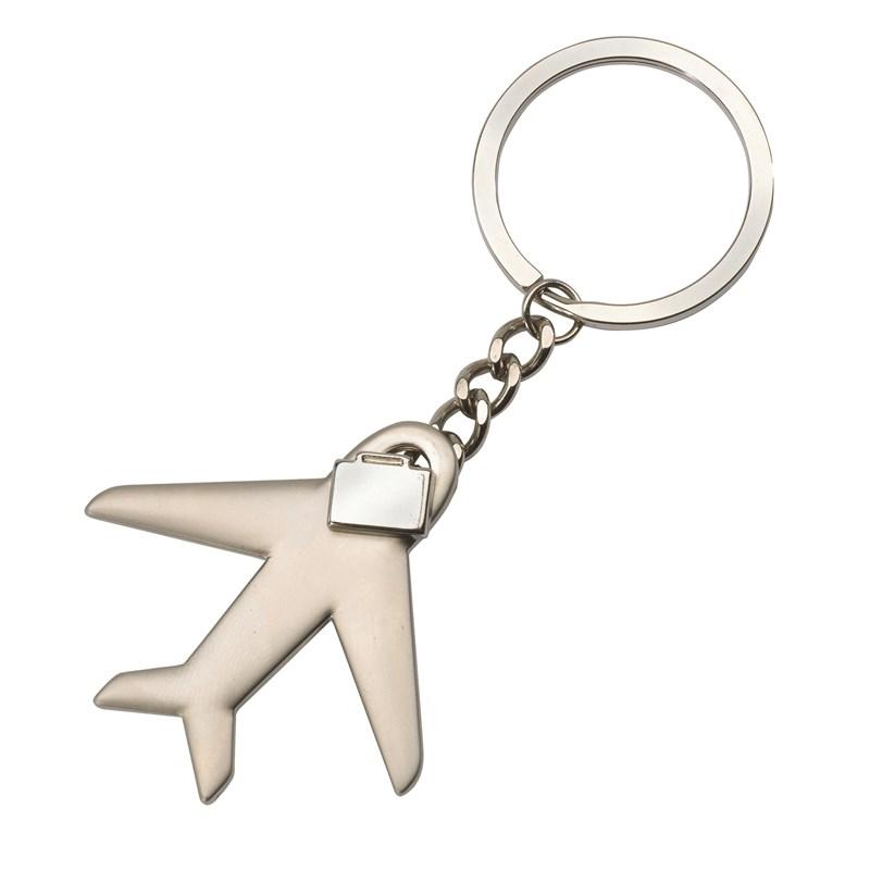 Klíčenka s motivem letadla