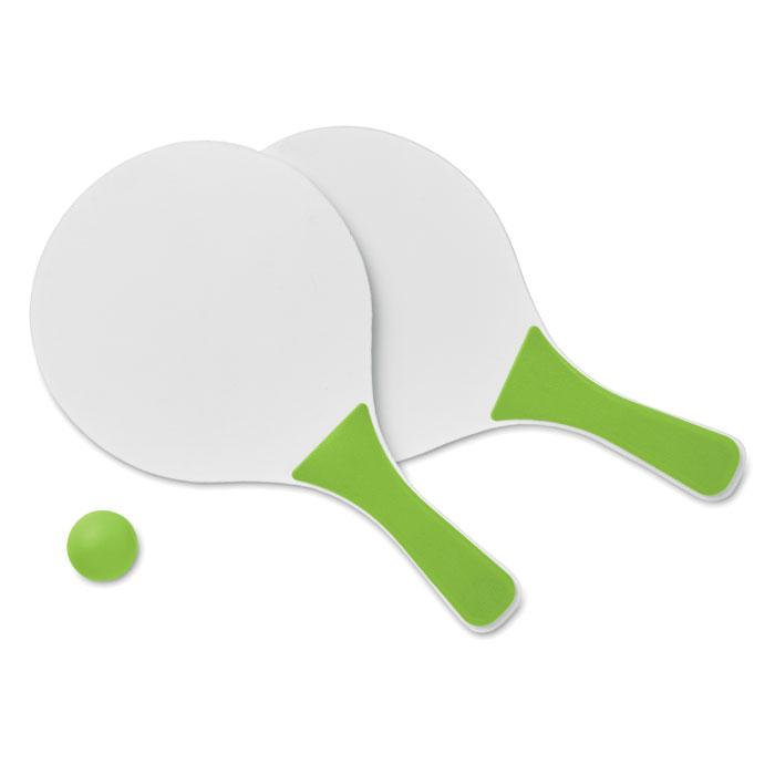 Malý plážový tenisový set