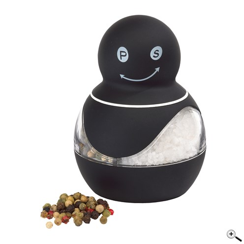 Propagační mlýnek na sůl a pepř
