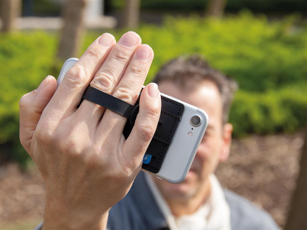 Držák telefonní karty 3-v-1 RFID