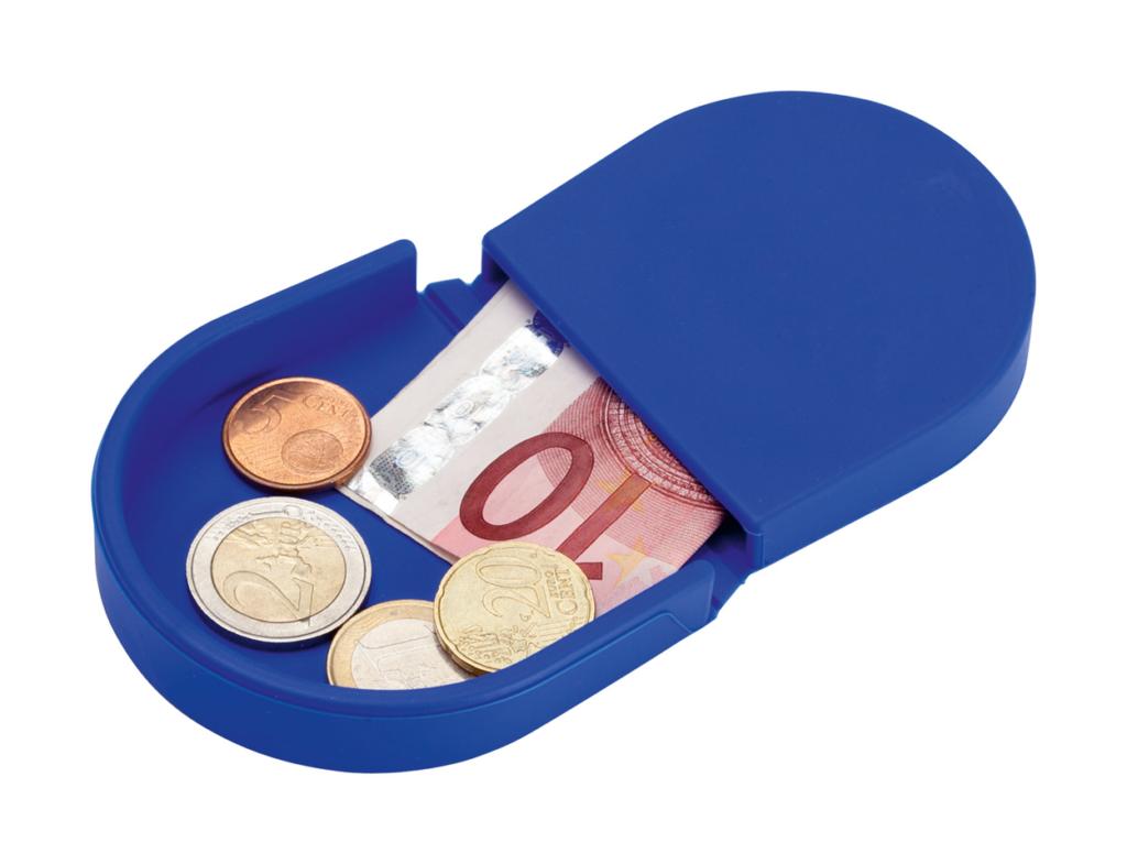Módní silikonová peněženka na mince