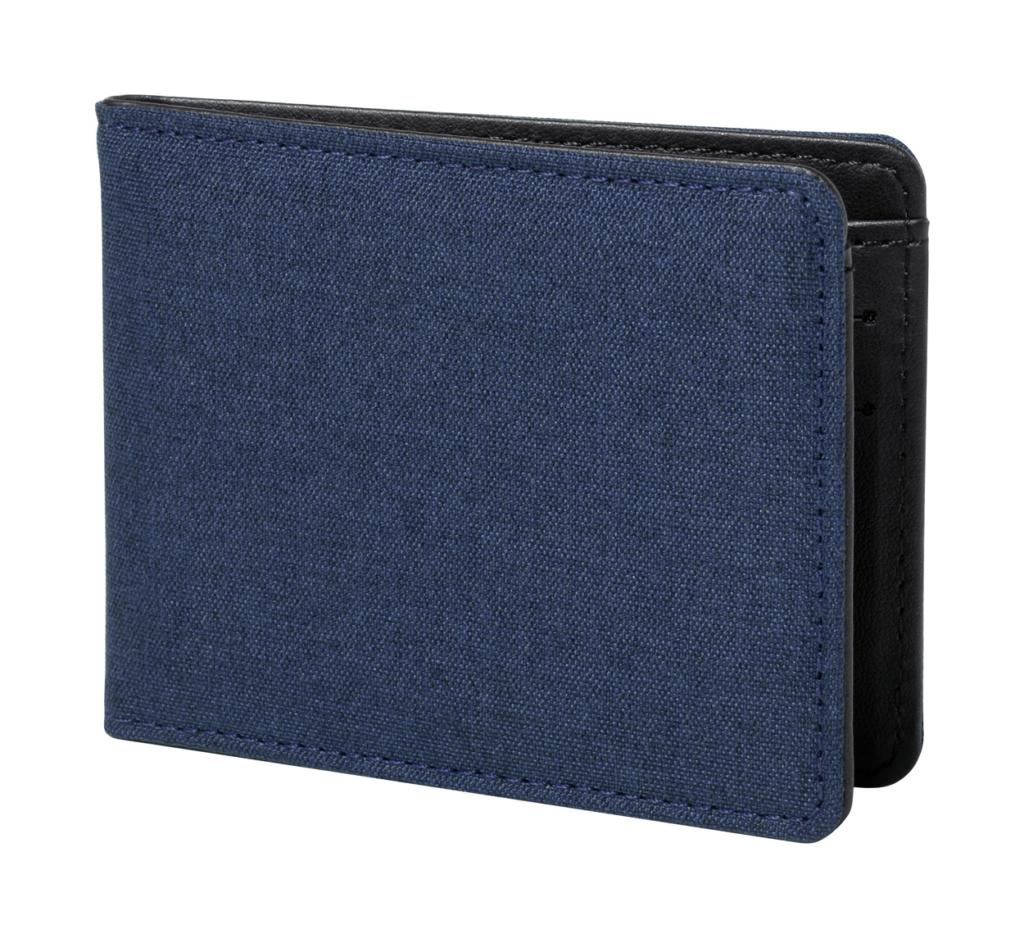 Peněženka se 4 otvory na karty a RFID ochranou