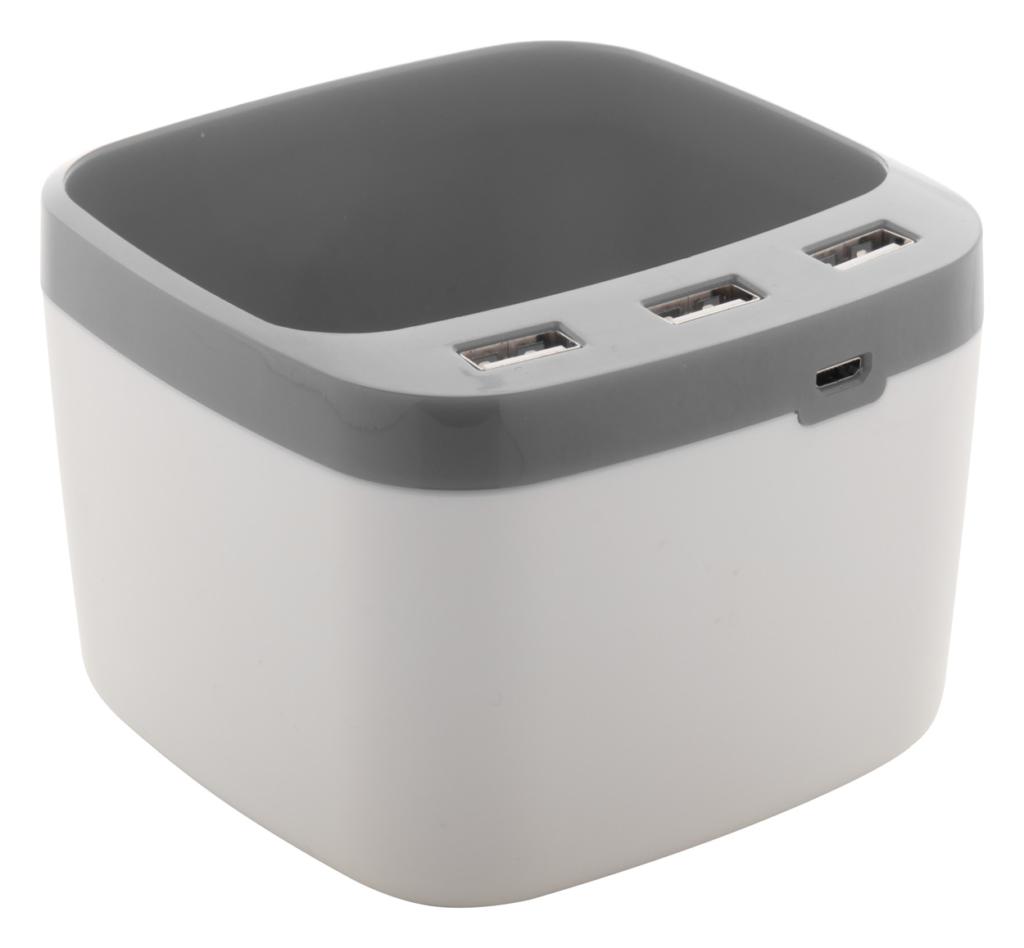 Praktický stojánek na pera s USB se 3 porty