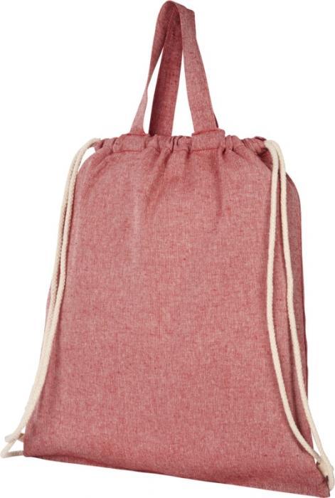 Batoh a taška 2v1 se stahovací šňůrkou