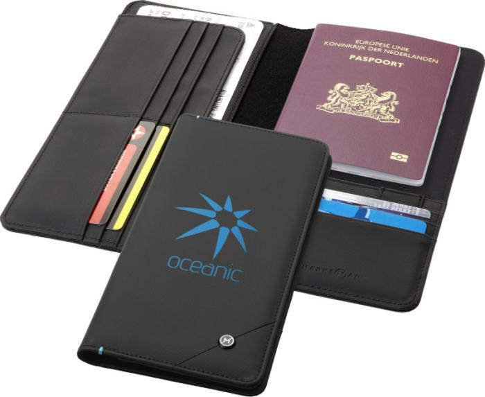 Bezpečná cestovní peněženka