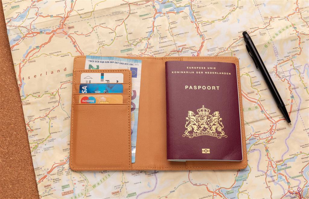 ECO bezpečný kryt na pas z korku