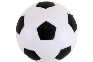 Antistres ve tvaru fotbalového míče