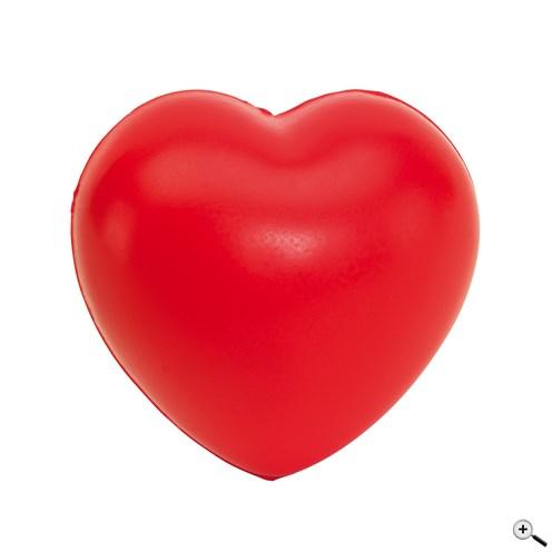 Antistres ve tvaru srdce