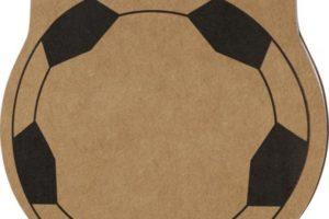 Bloček ve tvaru fotbalového míče
