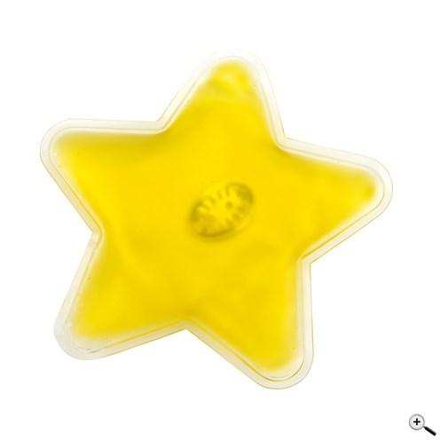 Zahřívací hvězda do kapsy