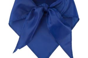Nylonový šátek ve tvaru trojúhelníku